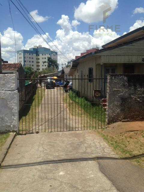 Terreno residencial à venda, Hauer, Curitiba - TE0007.