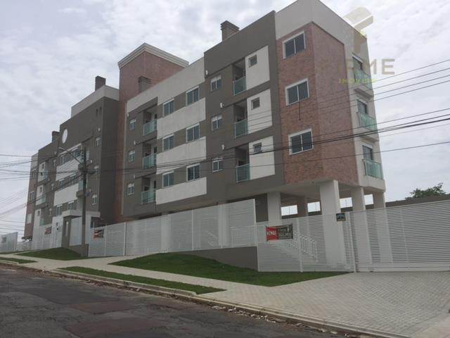 Apartamento residencial à venda, Guaíra, Curitiba - AP0034.