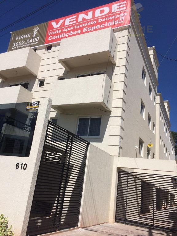 Apartamento residencial à venda, Boqueirão, Curitiba - AP0007.