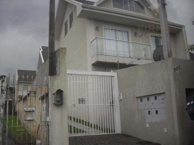 Sobrado residencial para locação, Bairro Alto, Curitiba - SO0071.