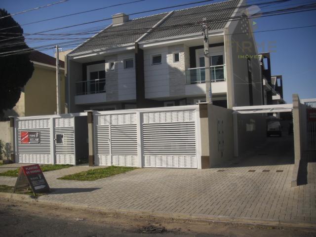 Sobrado residencial à venda, Boqueirão, Curitiba - SO0075.