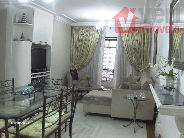 Perdizes 92m 3 Dorms 1 Vaga Metro Av Sumaré