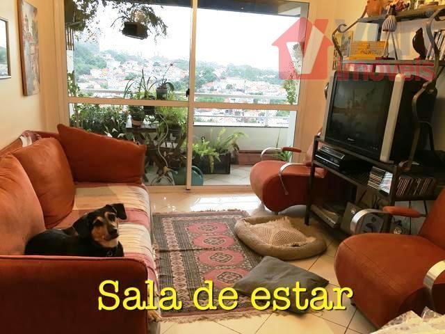 Vila Ipojuca 91m 3 Dorms 2 vagas Fixas Otimo Lazer