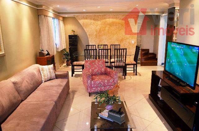 Cobertura Vila Leopoldina 218m 4 Dorms 3 Vagas Duplex Piscina