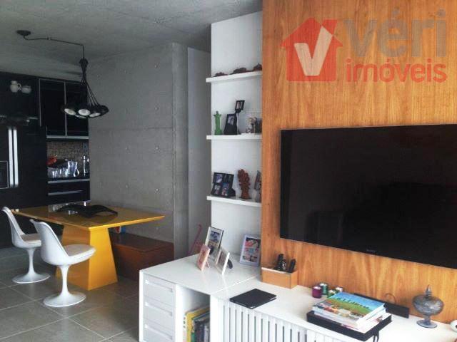 Vila Leopoldina 70m 2 Dorms 2 Vagas Moderno e Descolado