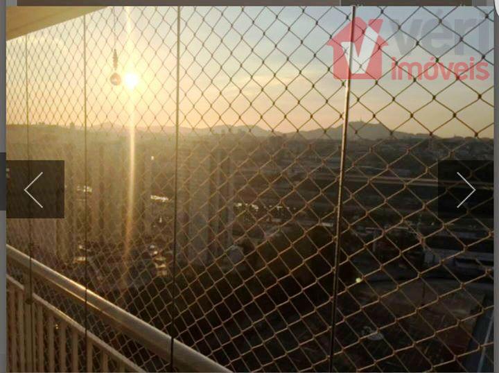 Leopoldina Apto 104m 3 Dorms 1 Suite 2 vagas Varanda Gourmet Vista Espetacular