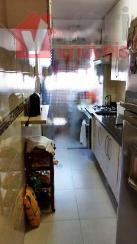apartamento na vila romana (rua caio graco) de 65m2 com 03 dormitórios repleto de armários planejados,...
