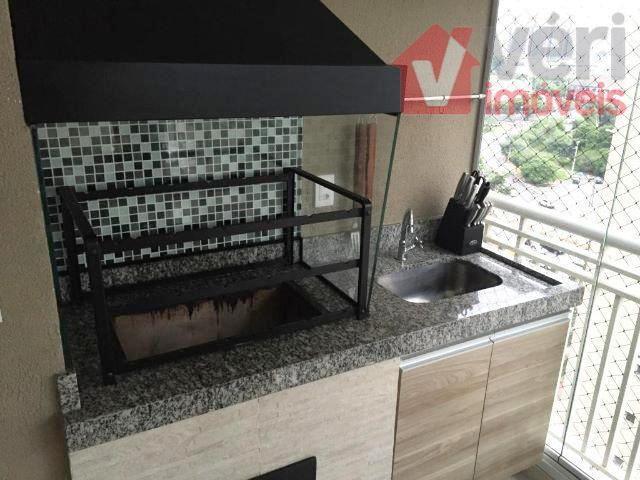 Barra Funda 132m 3 Dorms 2 Vagas Varanda Gourmet