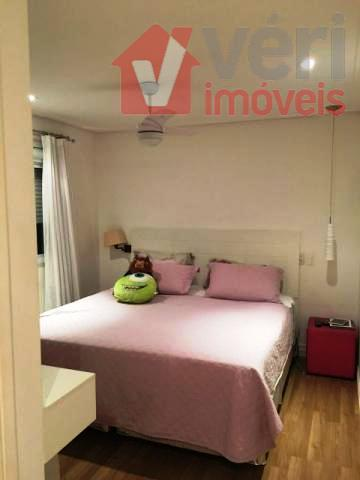 vila leopoldina, espetacular apartamento com 3 dormitórios, sendo uma suíte, varanda gourmet, finamente decorado, 2 vagas...
