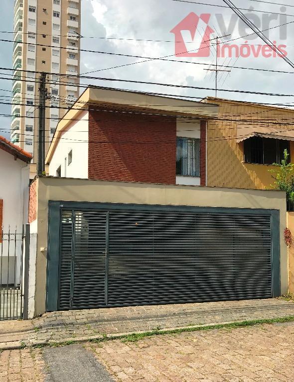 Casa Sobrado Vila Romana 212m 3 Dorms 2 Vagas Melhor Localização