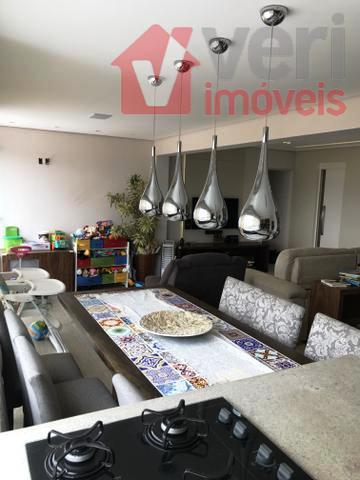 Vila Leopoldina 118m 3 Suites 2 Vagas Varanda Gourmet Linda Vista Impecavel