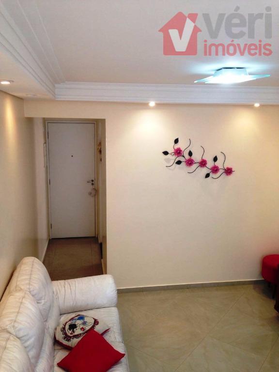 SBC Centro 61m 3 Dorms 1 Vaga Oportunidade