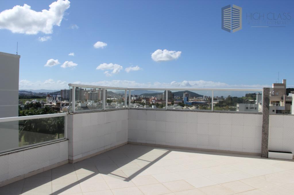 Cobertura residencial à venda, Cidade Universitária Pedra Branca, Palhoça.