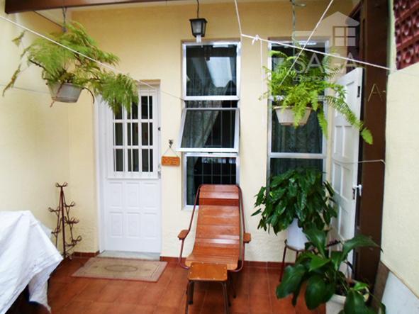 Casa residencial à venda, Canto do Forte, Praia Grande - CA0212.