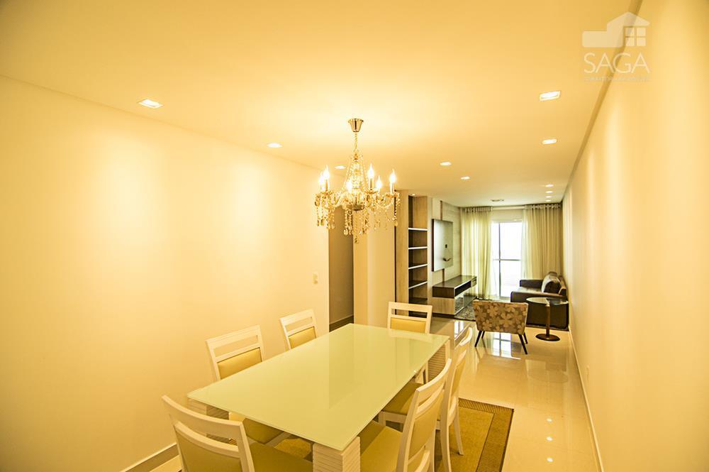 Apartamento  Novo residencial à venda, Alto Padrão, 3 Dormitórios, Piscina, Varanda Gourmert, Vila Guilhermina, Praia Grande.