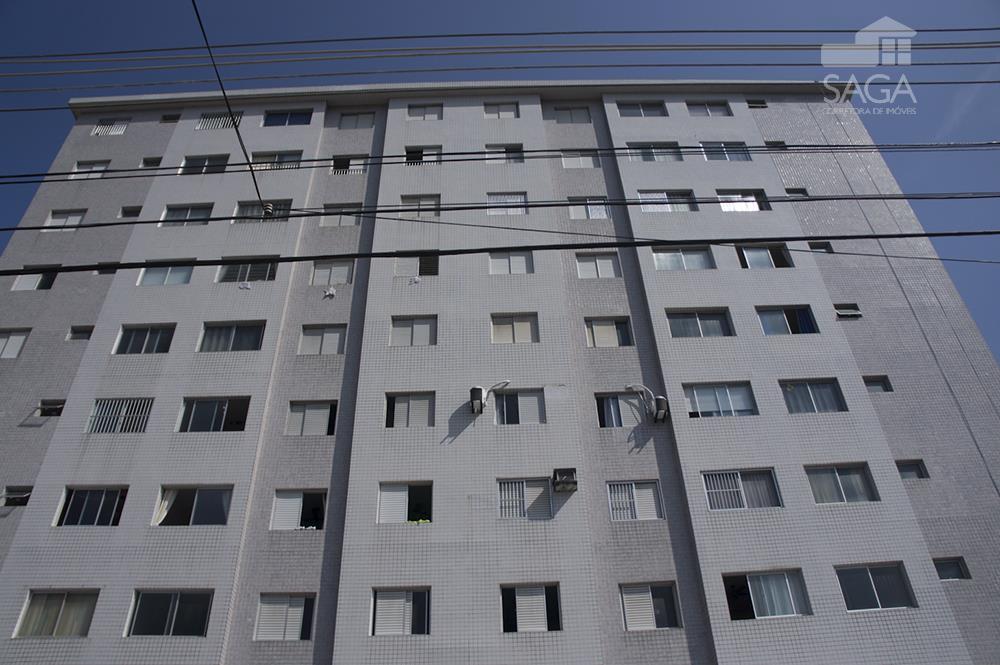 Apartamento residencial à venda, 2 Dormitórios, Financia, Canto do Forte, Praia Grande.