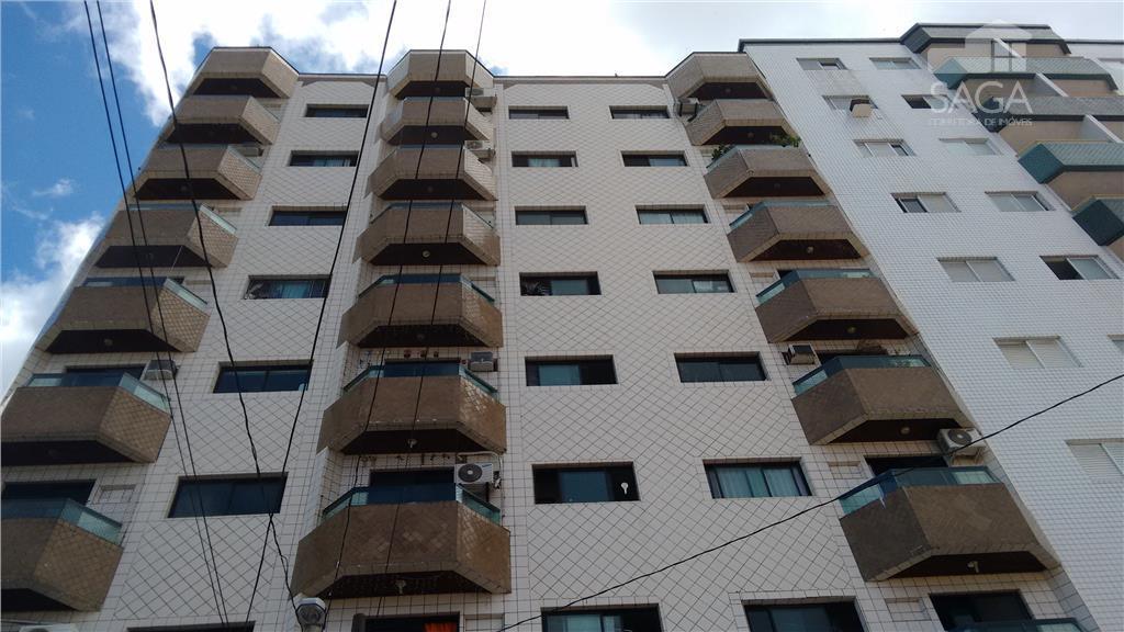 Apartamento  1 Dormitório à venda, Boqueirão, Praia Grande.