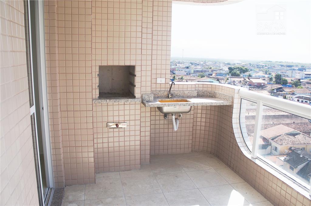 Apartamento  Residencial à Venda, 2 Dormitórios, Varanda Gourmet, Piscina, Aviação, Praia Grande.