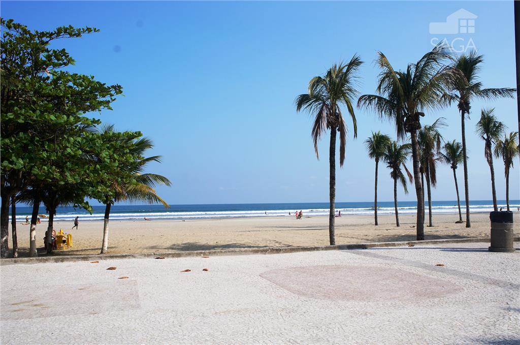 Apartamento residencial à venda, Canto do Forte, Praia Grande - AP1073.