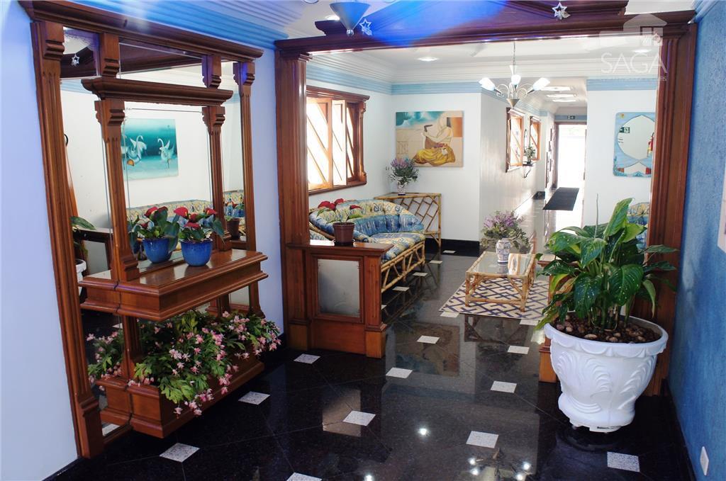 Apartamento  residencial à venda, 3 Dormitórios, Suíte, Varanda Gourmet, Piscina, Academia, Vila Guilhermina, Praia Grande.