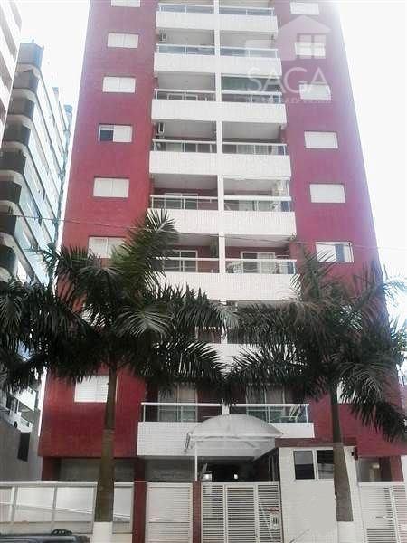 Apartamento  Residencial à venda, 2 Dormitórios, Suíte, Piscina, Churrasqueira, Canto do Forte, Praia Grande.