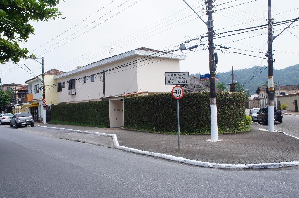 Casa  comercial para venda e locação, Canto do Forte, Praia Grande.