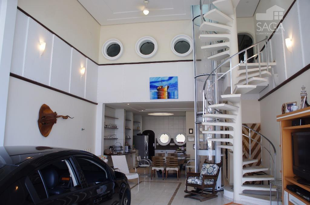 Casa  residencial à venda, Japuí, São Vicente.