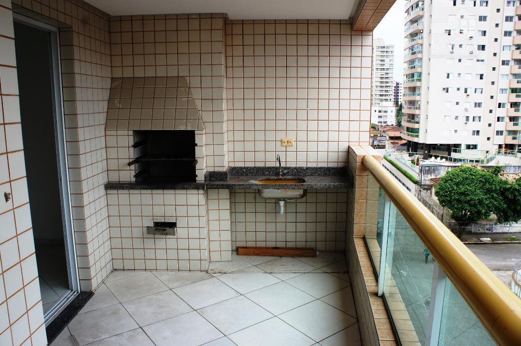 Oportunidade para voce que valoriza espaço e conforto, apartamento à venda, Vila Tupi, Praia Grande - AP1208.
