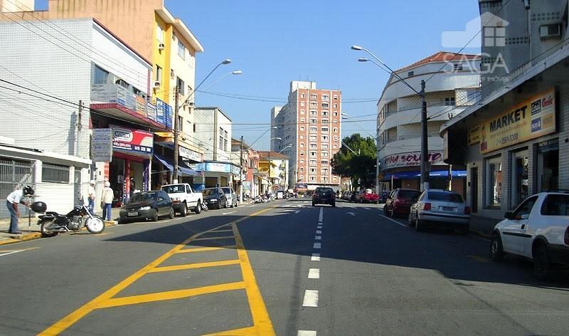 Terreno  comercial à venda na Av. Prefeito José Monteiro, Jardim Independência, São Vicente.