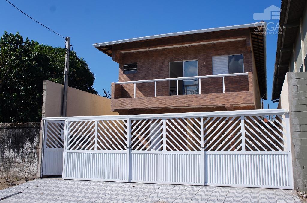 Casa residencial à venda, Vila Tupiry, Praia Grande - CA0354.