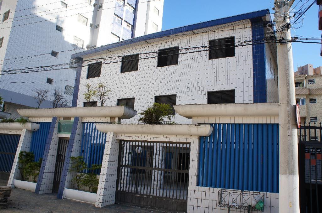 Apartamento residencial à venda, Boqueirão, Praia Grande - AP1298.