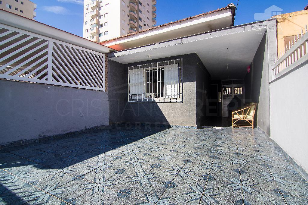 Casa à venda, Geminada, 4 Dormitórios, Suíte, Quintal, Perto do Mar, Vila Tupi, Praia Grande.
