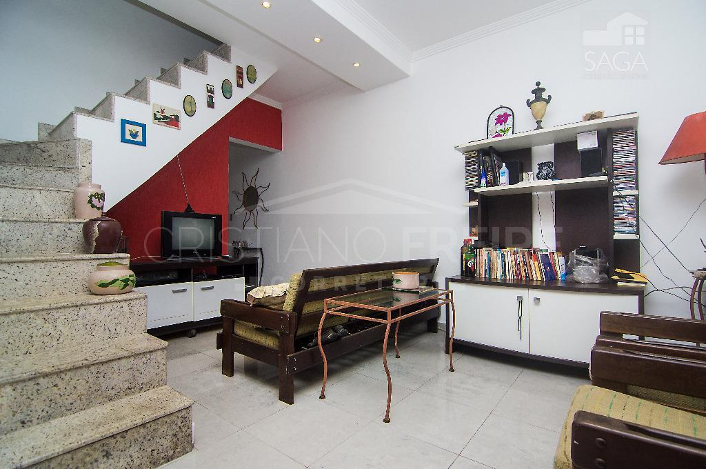 Casa à venda, Geminada, 2 Dormitórios, Suíte, Garagem Fechada, Vista Mar, Financia, Cidade Ocian, Praia Grande.