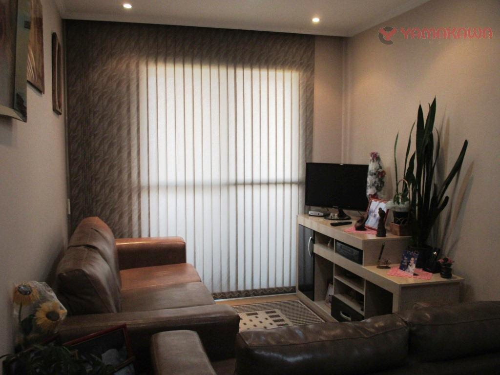 Apartamento Residencial à venda, Itaquera, São Paulo - AP0863.