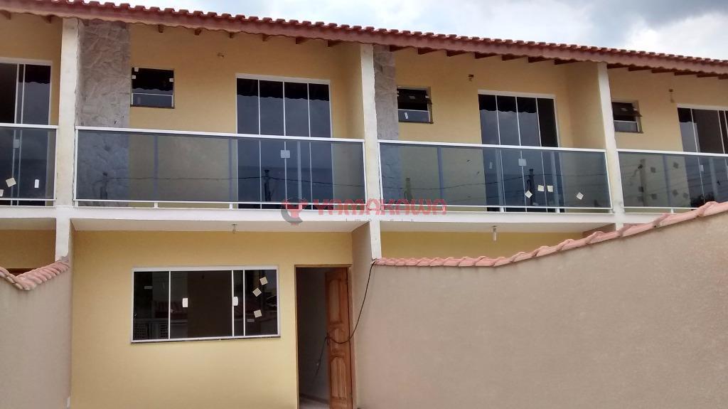 Sobrado residencial à venda, Vila Nova Curuçá, São Paulo.