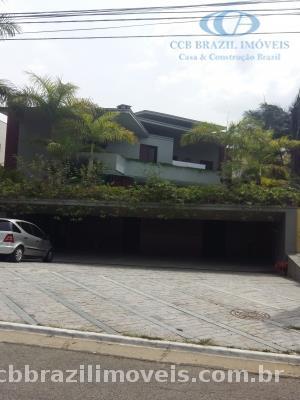 Casa Residencial à venda, Alphaville Residencial Zero, Barueri - CA0030.