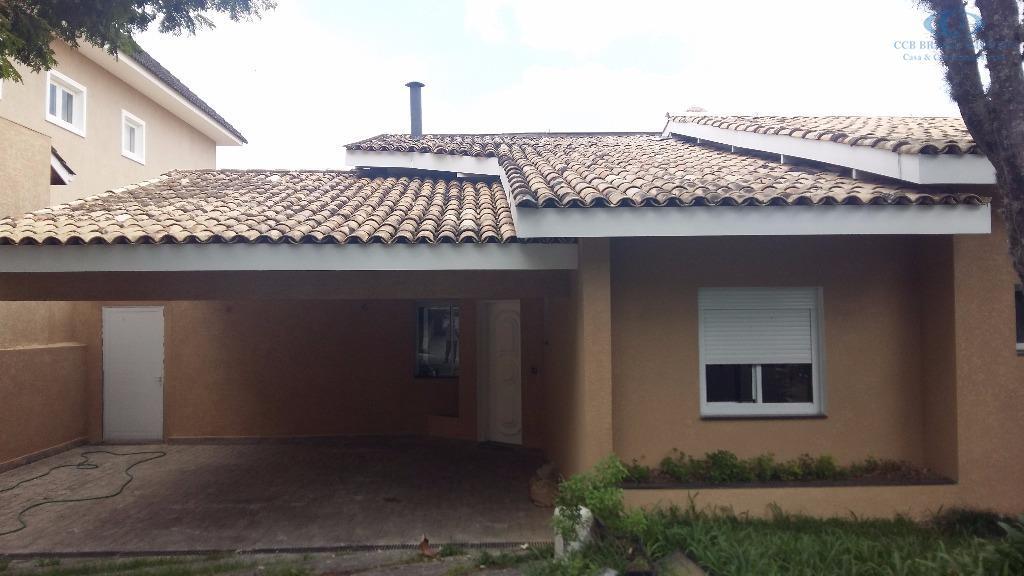 Casa residencial para locação, Residencial Cinco (Alphaville), Santana de Parnaíba.