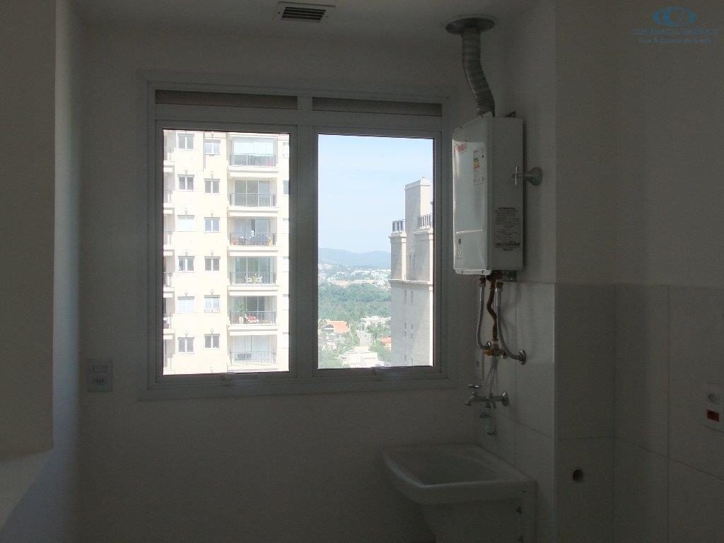 Apartamento residencial à venda, Alphaville Conde II, Barueri.