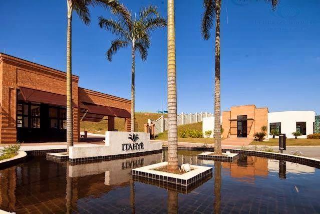 Terreno  residencial à venda, Tamboré Polo Empresarial, Santana de Parnaíba.