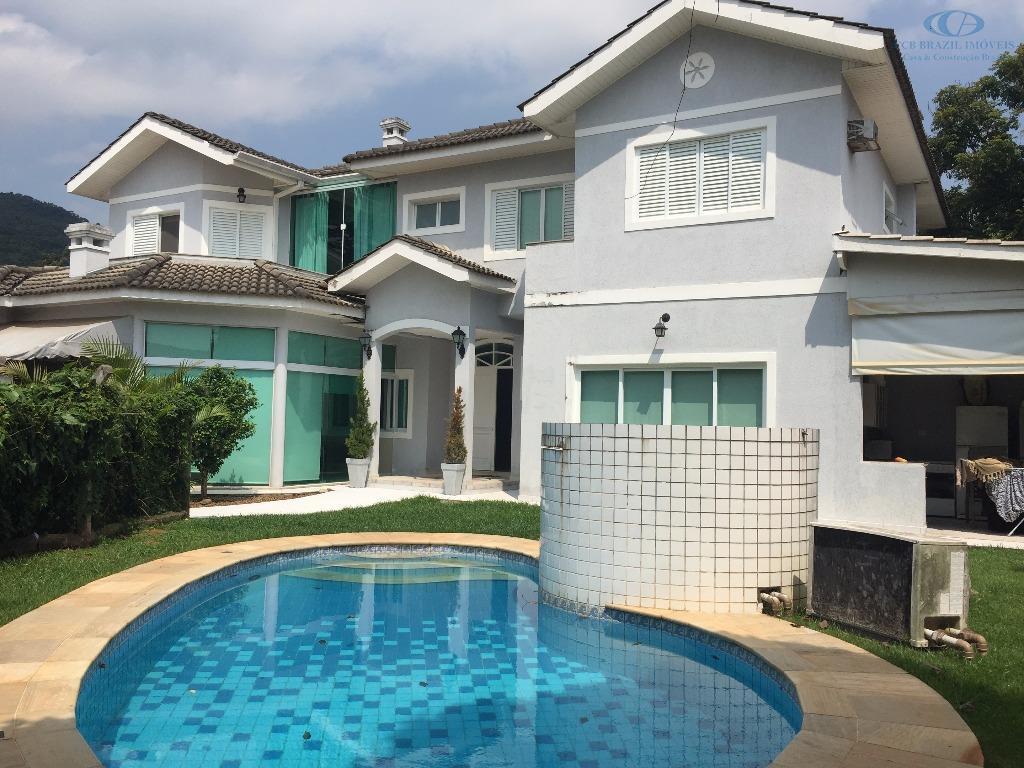 Casa residencial à venda, Residencial Nove (Alphaville), Santana de Parnaíba.