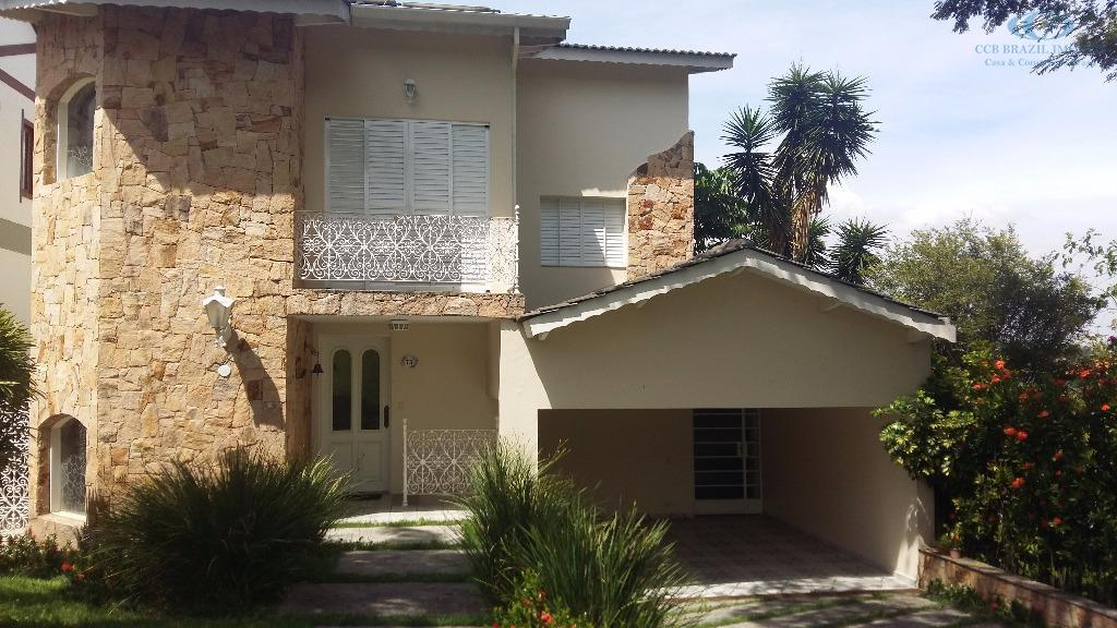 Casa residencial à venda, Residencial Cinco (Alphaville), Santana de Parnaíba.