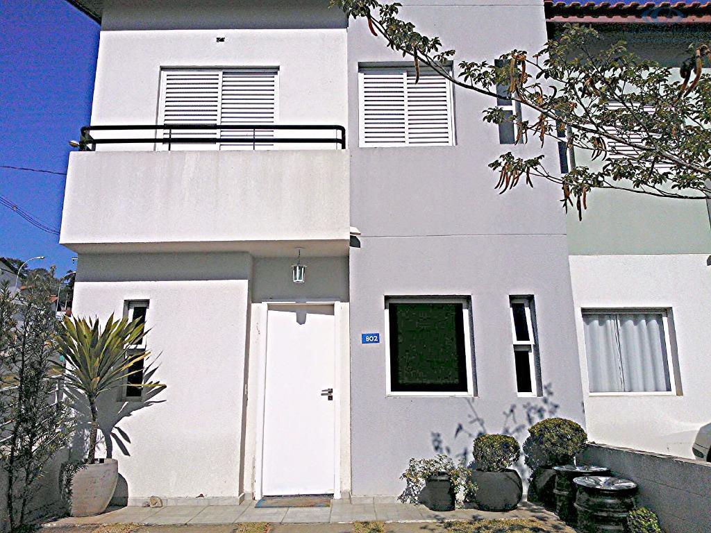 Sobrado  residencial à venda, Paisagem Renoir, Cotia.