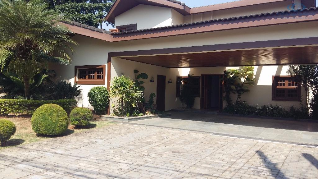 Casa residencial à venda, Alphaville Residencial Um, Barueri.