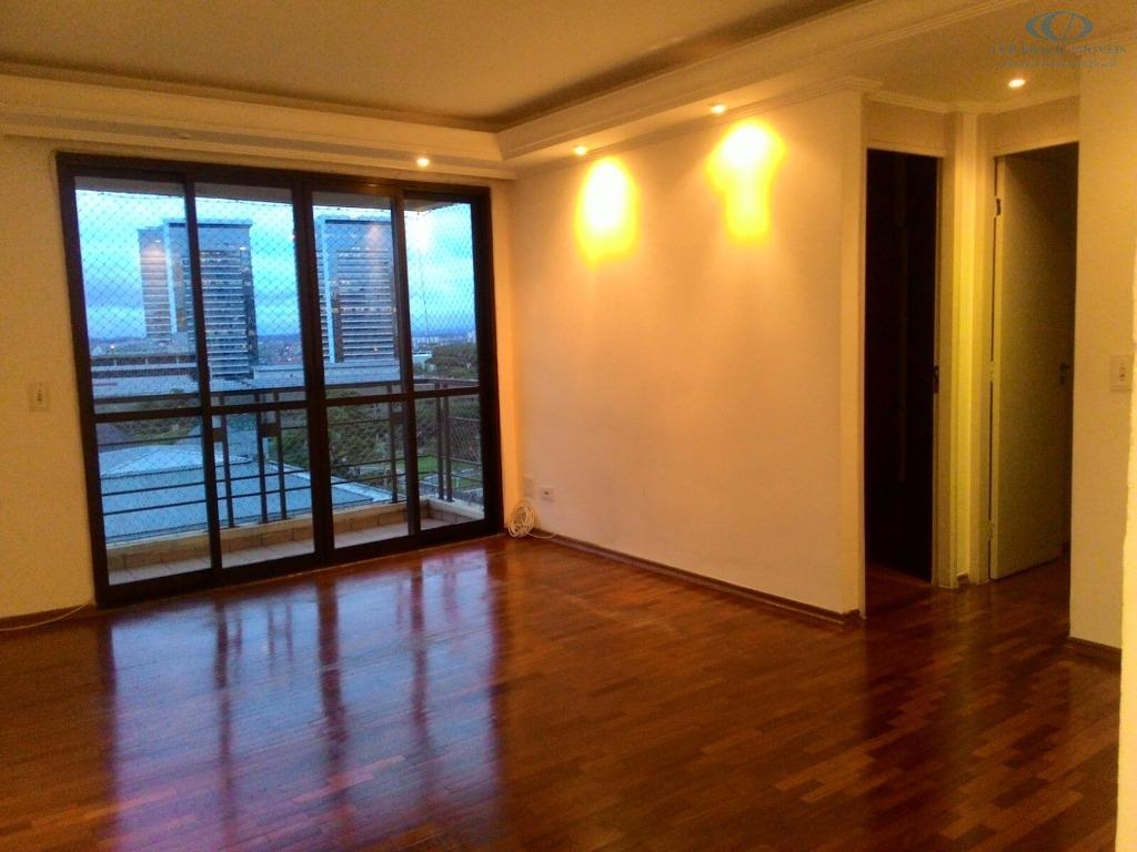 Apartamento residencial para venda e locação, Alphaville Industrial, Barueri.