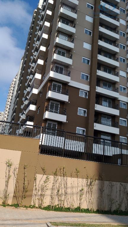 Apartamento  residencial para locação, Melville Empresarial II, Barueri.