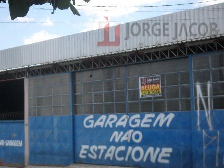 Galpão comercial para locação, Jardim São Paulo, Sorocaba.