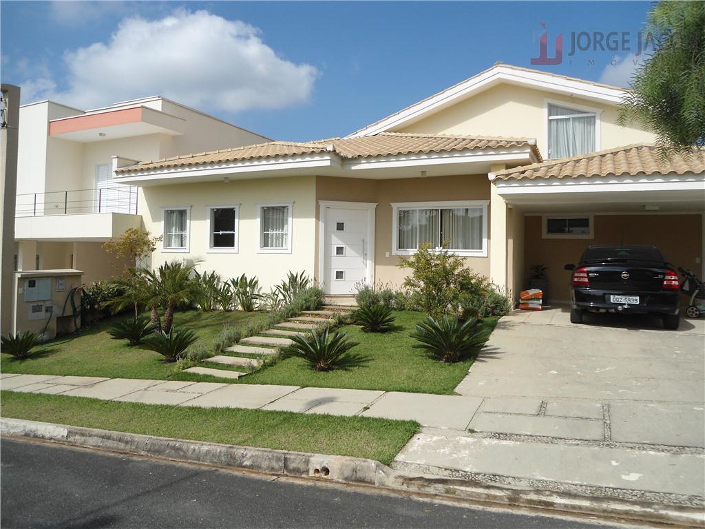 Casa residencial à venda, Condomínio Parque Esplanada, Votorantim - CA0175.