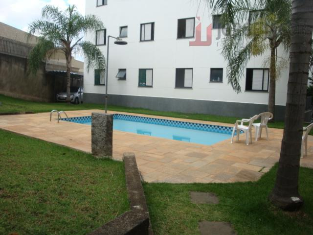 Apartamento residencial à venda, Vila Lucy, Sorocaba.