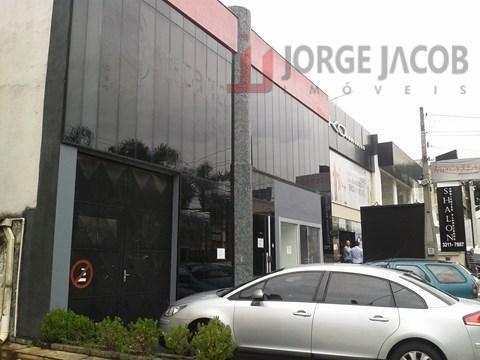 Salão comercial para locação, Jardim Vergueiro, Sorocaba.