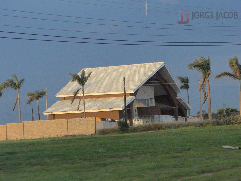Terreno residencial à venda, Condominio Residencial Fazenda Jequitiba